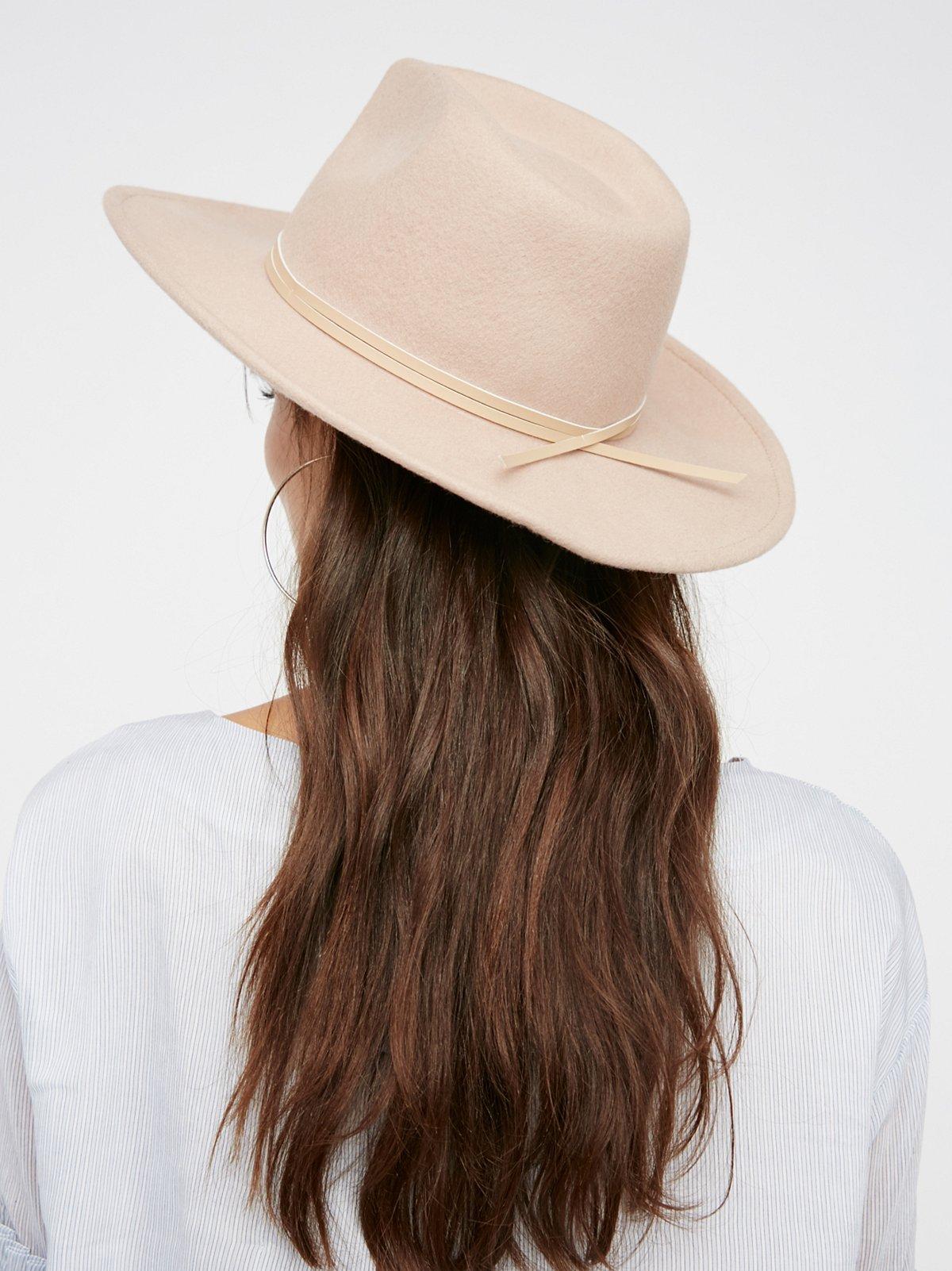 Free People Drifter Hat