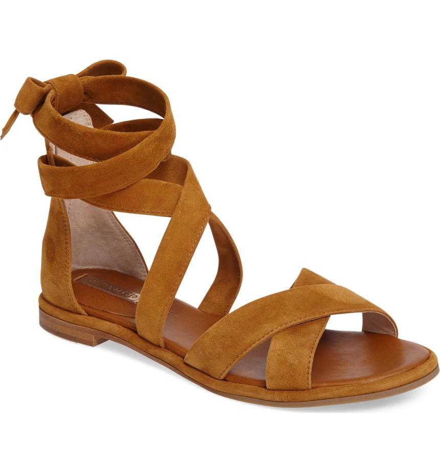 Louise Et Cie Clover Wrap Sandal