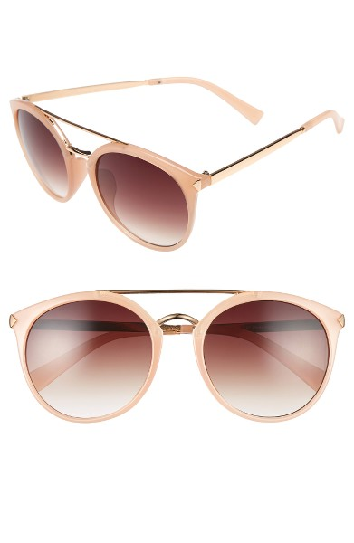 55mm BP mirrored sunglasses